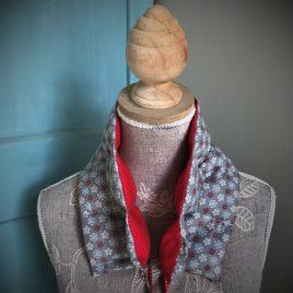 bouillotte sèche coton et graine de lin le petit esquimau cervicale Lac de Guerlédan